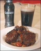 Braised Guinness Stout Short Ribs