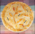 Large Tourtiere