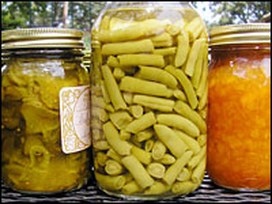 Canning has allowed generations of families to jar up summer's bounty.