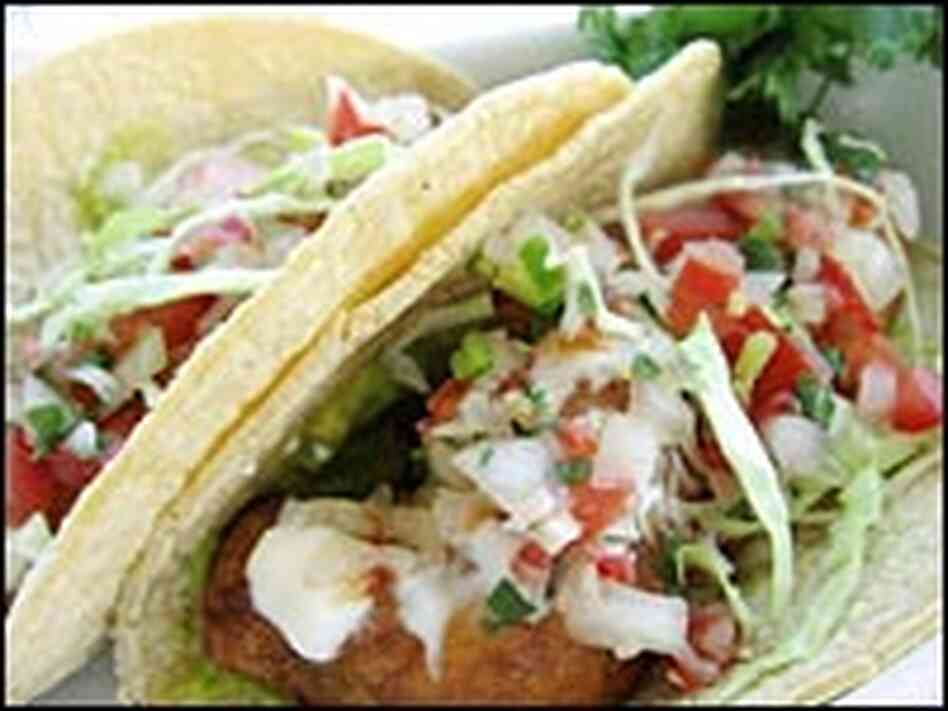In Love with the Fish Taco and Its Hometown : NPR
