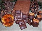 Bourbon and chocolate