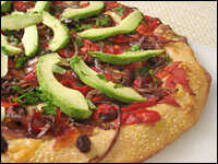 Tapas Pizza