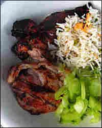 Garlic Lemongrass Marinade For Pork