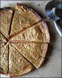 Easy Whole Grain Flatbread