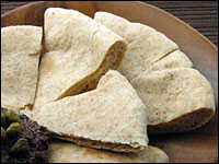 Basic Pita Bread