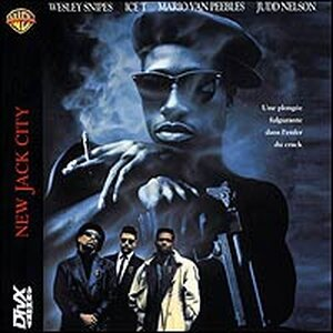 Cover of DVD for 'New Jack City'