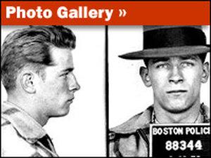 Whitey Bulger's arrest photos from 1953