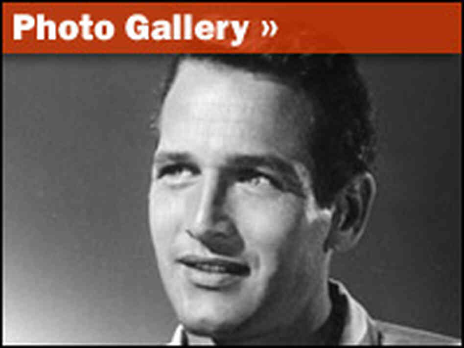 Paul Newman photo gallery
