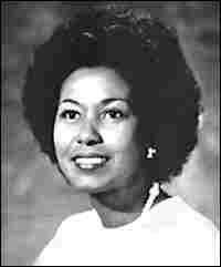 Rep. Yvonne Braithwaite Burke