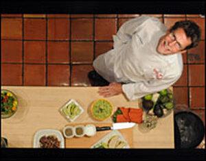 Chef Rick Bayless.