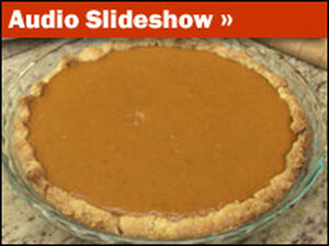 Photos: Ultimate Pumpkin-Sweet Potato Pie