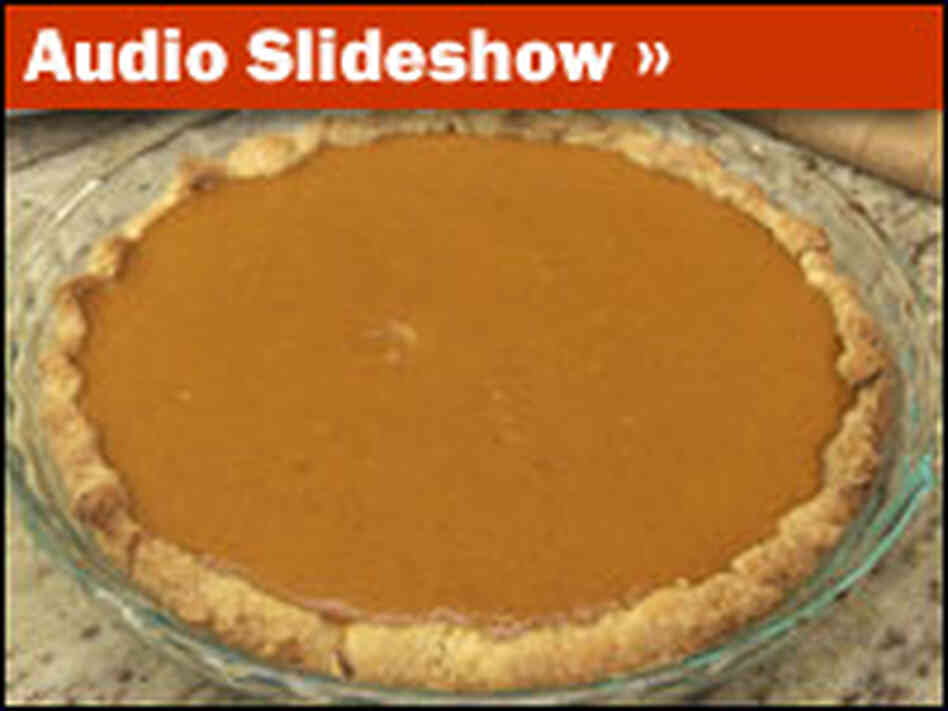 Photos: Ultimate Pumpkin-Sweet Potato Pie
