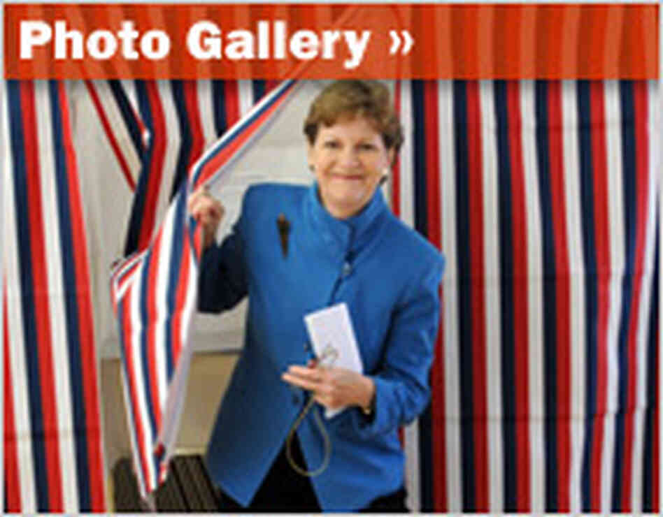 Senate Winners Slideshow