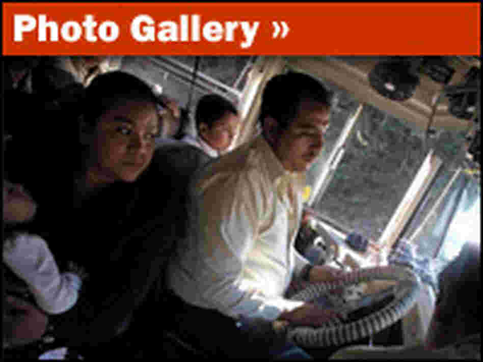 Photo Gallery Promo: Gangs Target Guatemalan Bus Drivers