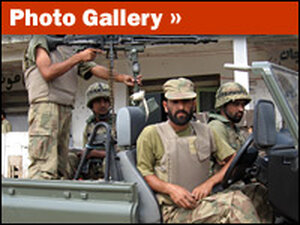 Photo Gallery: Fighting The Taliban In Lower Dir