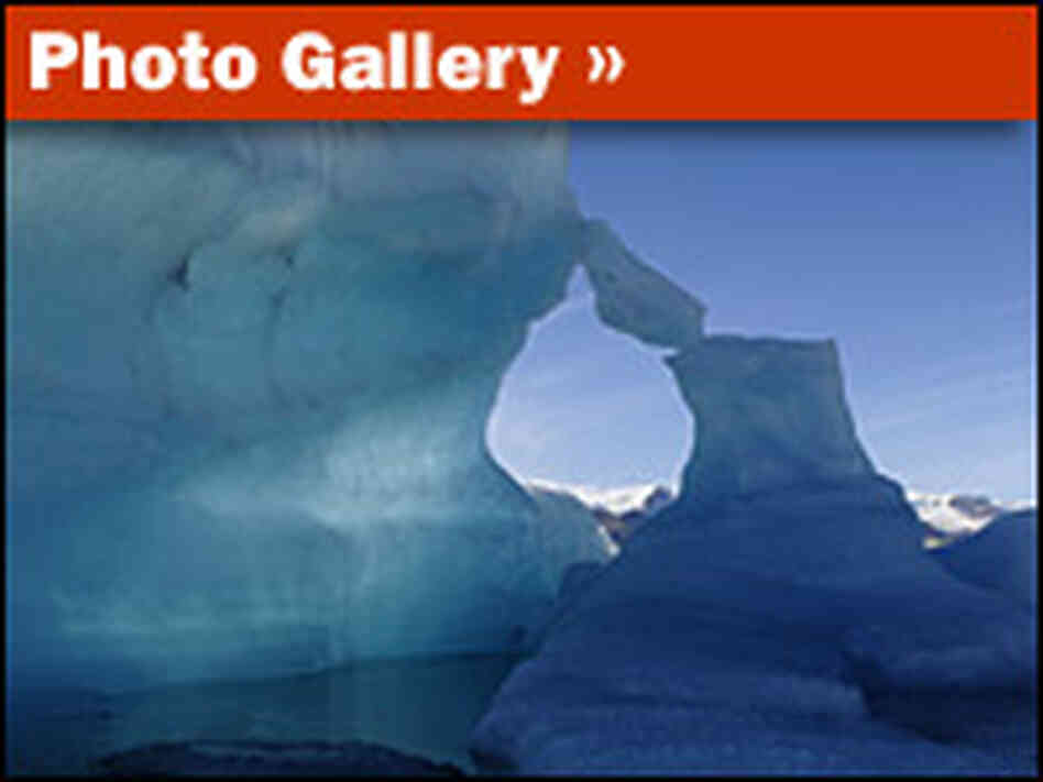 Extreme Ice Photo Gallery
