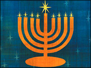 'Hanukkah Lights' is hosted by Susan Stamberg and Murray Horwitz.