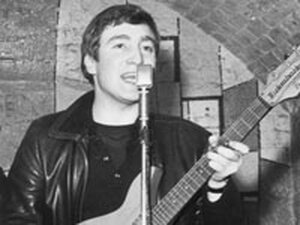 John Lennon at the Cavern Club