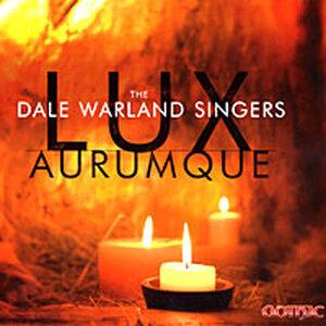 Cover for Lux Aurumque