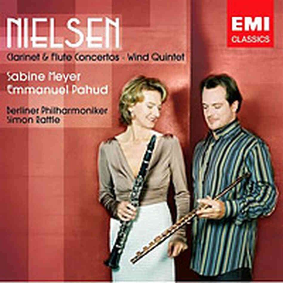 Nielsen Music for Winds