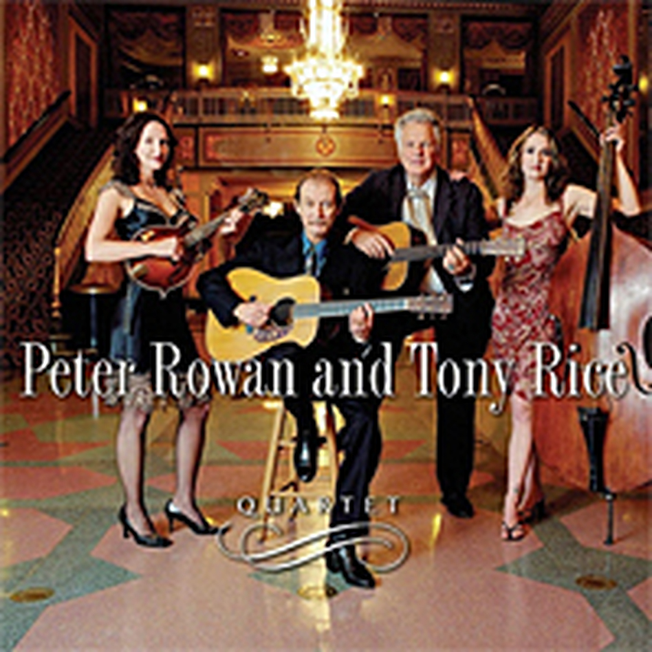 Cover for Quartet