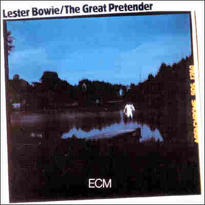 cover to 'The Great Pretender'