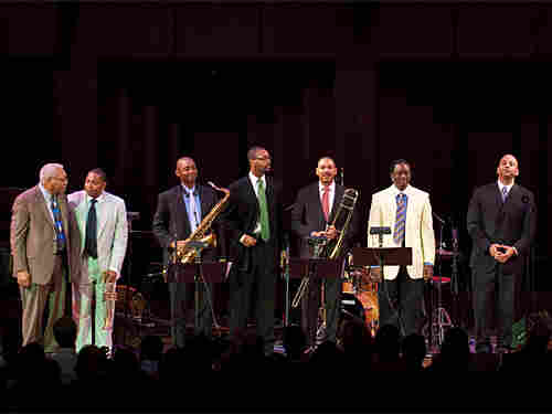 The Marsalis Family and guests