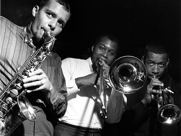 Jackie McLean, Grachan Moncur III, Lee Morgan