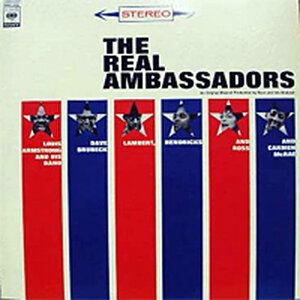 cover to 'The Real Ambassadors