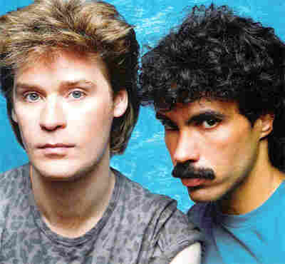 Cover shot of Hall and Oates from their album, the Very Best of Daryl Hall and John Oates
