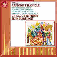 Ravel Album Cover