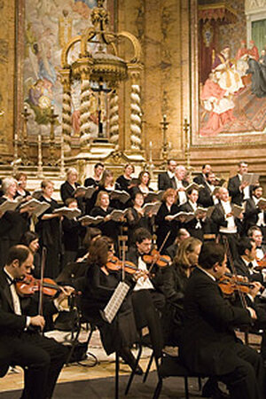 Chorus and Orchestra of St. Ignatius Loyola