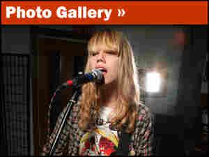 Vivian Girls CMJ slideshow