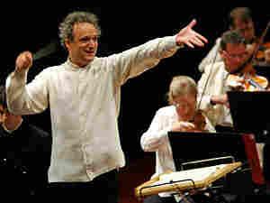 Conductor Louis Langrée