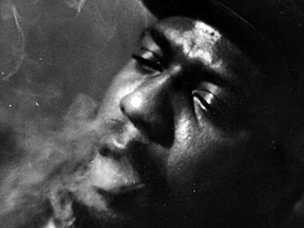 Thelonious Monk rarely performed with a big band, but the recording of his 1959 Town Hall concert has become a legendary jazz album. (Getty Images)