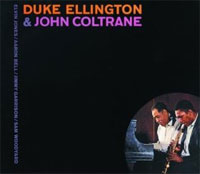 Cover for Duke Ellington & John Coltrane