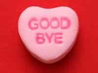 Goodbye Heart: iStock (200)