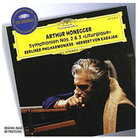 Cover for Honegger: Symphonies Nos. 2 & 3