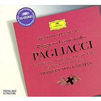 Cover for Leoncavallo: Pagliacci