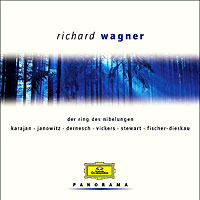 "Cover for Wagner's ""Ring des Niebelungen,"" Vol. 2"