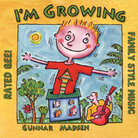 Cover for I'm Growing