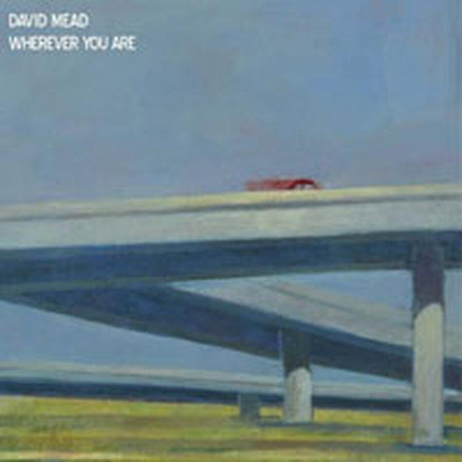 Wherever You Are CD art