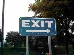 exit sign 300