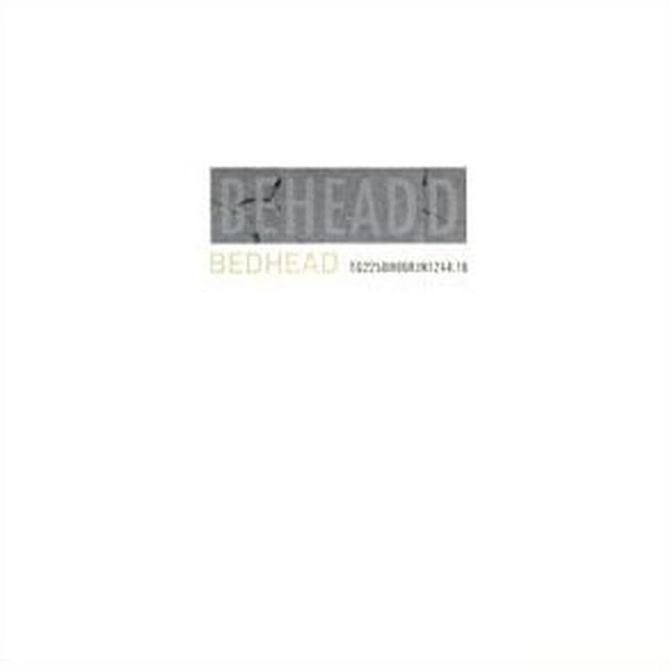 Bedhead CD art