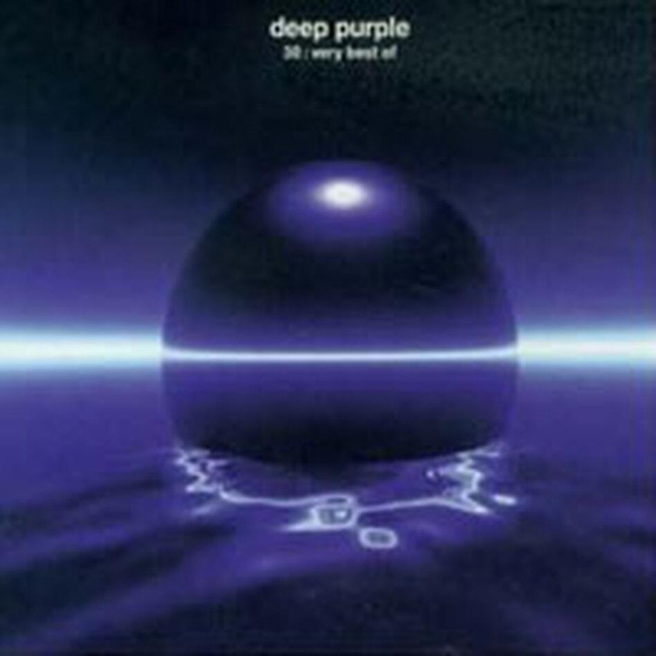 Deep Purple CD art
