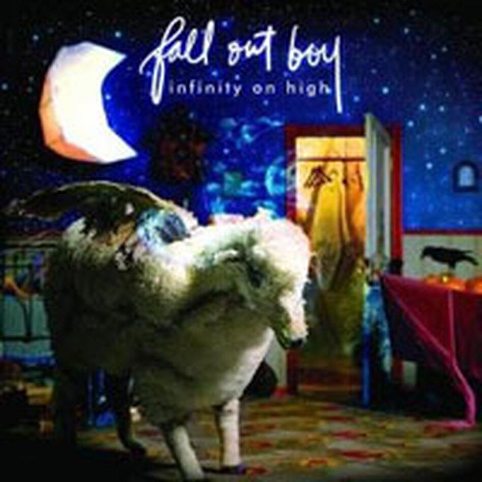 Fall Out Boy CD art