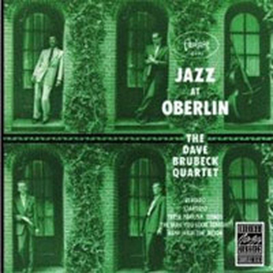 Cover for Jazz at Oberlin
