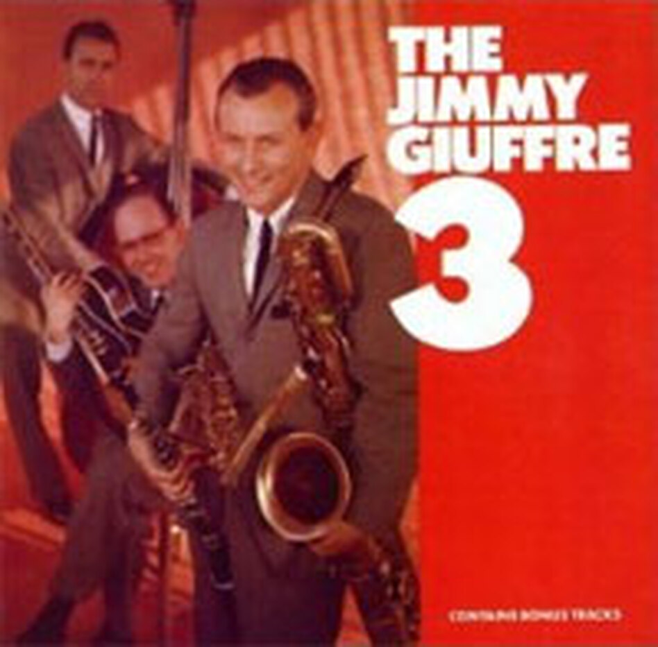 Cover for Jimmy Giuffre 3