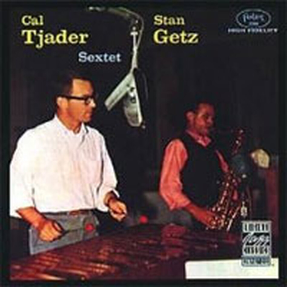 Cover for Stan Getz with Cal Tjader [Super Audio CD]