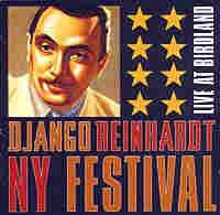 Django Reinhardt NY Festival
